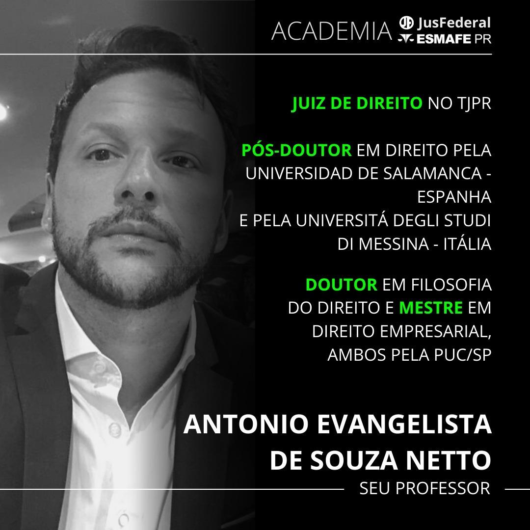 Antonio Evangelis de Souza Netto