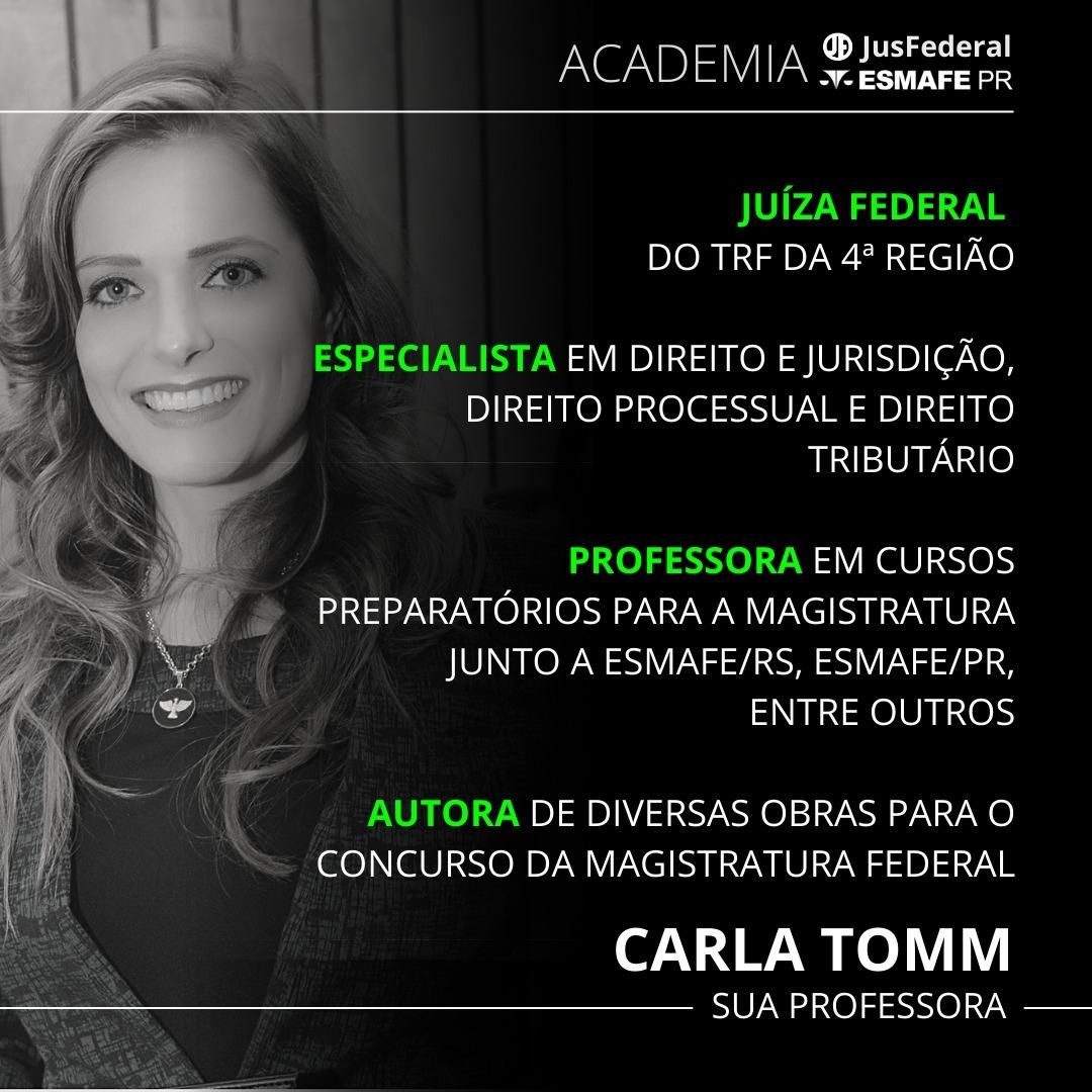 Carla Tomm